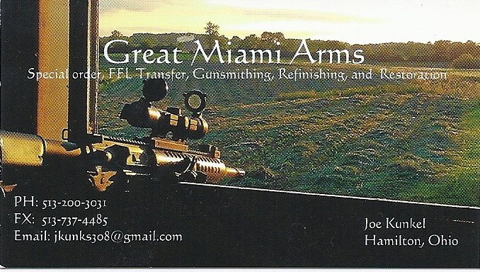 Great Miami Arms FFL