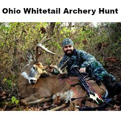 Ohio Whitetail Archery Hunt Whitetail Only Oufitting