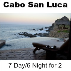 7 Day Cabo San Luca Vacation for 2
