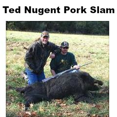 Hog Hunt with Ted Nugent