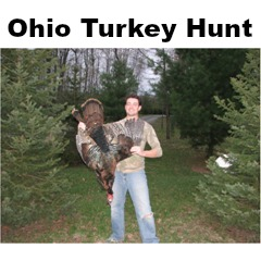 Ohio Turkey Hunt
