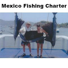Mexico Fishing Charter